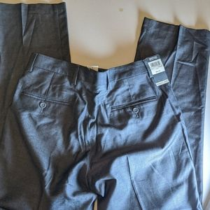 Kenneth Cole 32x30 dress pants gray